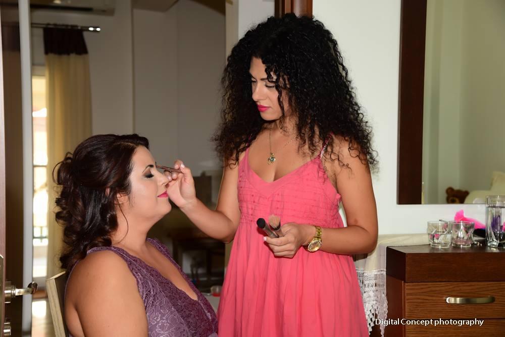 makigiaz - make up mystic beauty larisa